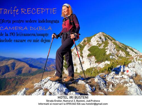 Oferta Receptie-hotel-iri-cazare-busteni-valea-prahovei